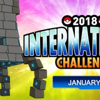 You can now register for the 2018 International Challenge January in Pokémon Ultra Sun and Ultra Moon