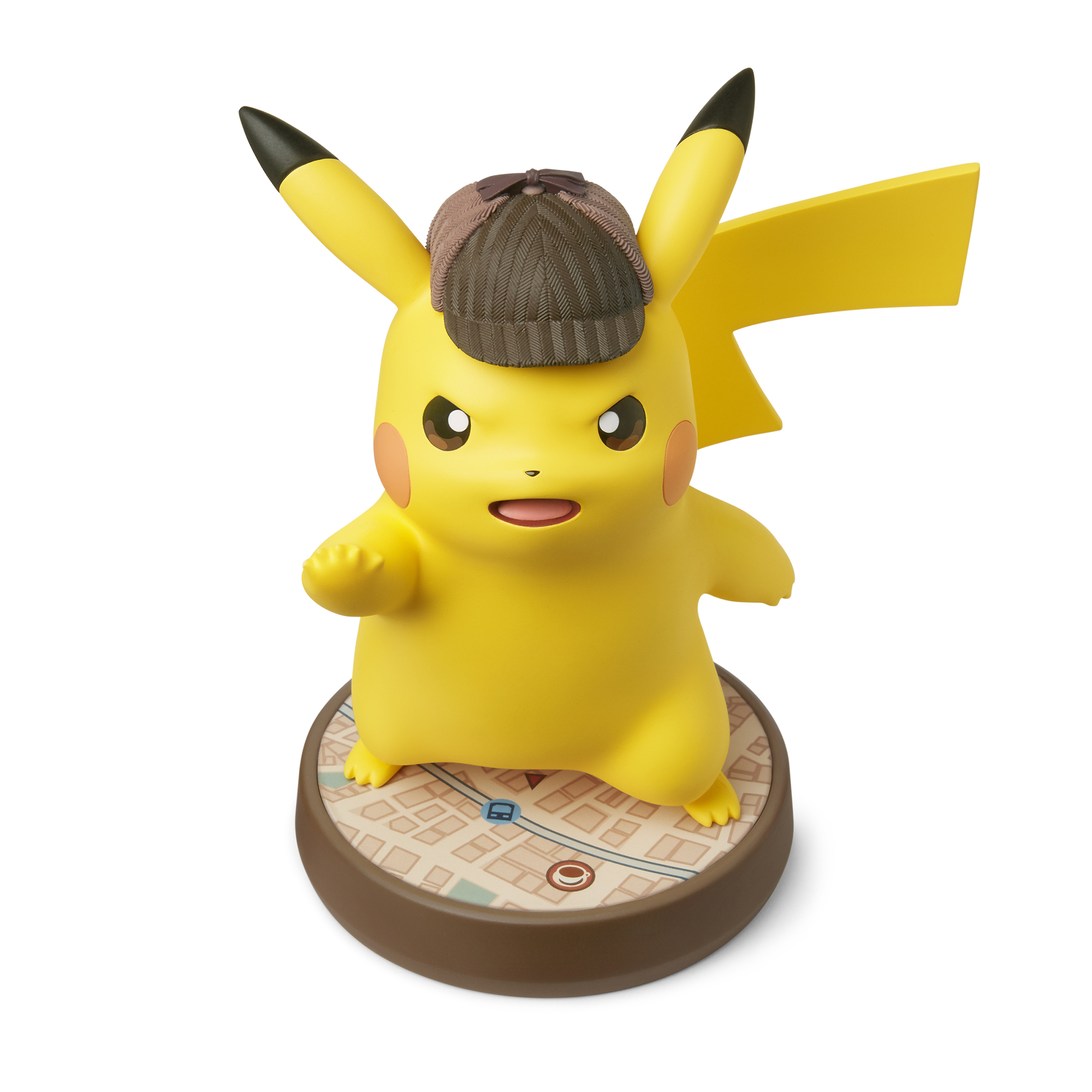 Detective Pikachu Amiibo Figure Costs 29 99 Isn T Required To