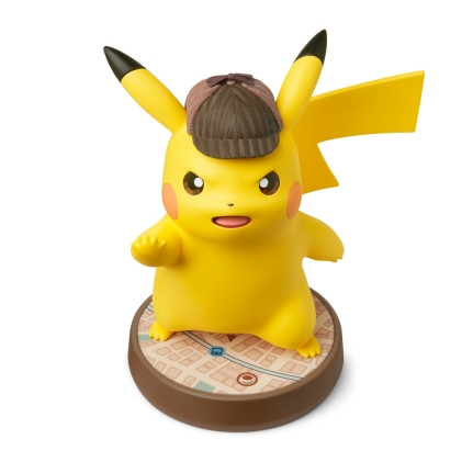 detective_pikachu_amiibo_figure_with_map_base