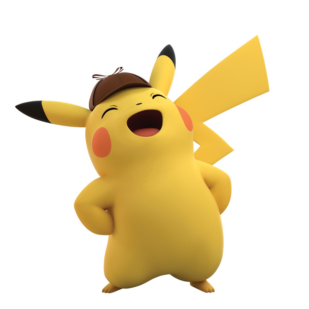 Detective pikachu game supports english and japanese - Images de pikachu ...