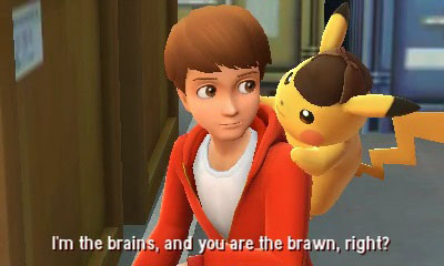 Video Quick Look At Detective Pikachu Featuring Over 30 Minutes