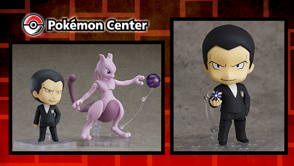 Nendoroid Giovanni Mewtwo Officially Coming To Us