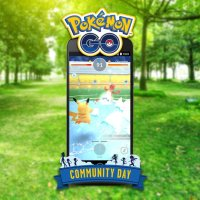 First-ever Pokémon GO Community Day gives you double XP in two days