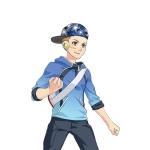 pokken_tournament_dx_battle_pack_dlc_artwork_for_new_avatar_item_Male_Sideway_Cap_Short_Hair