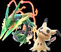 pokken_tournament_dx_battle_pack_dlc_artwork_new_support_pokemon_mega_rayquaza_and_mimikyu