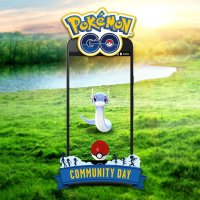 Shiny Dratini expected to appear at the second official Pokémon GO Community Day this Saturday, February 24