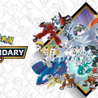 April Legendary Pokémon distributions Entei and Raikou take place at Target in U.S. from April 22 to 29 for Pokémon Ultra Sun & Ultra Moon and Pokémon Sun & Moon
