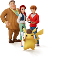 Meet the English-speaking voice actors and staff behind the Detective Pikachu game for Nintendo 3DS