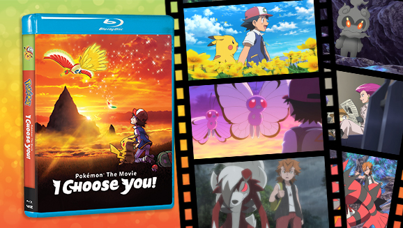 Pokemon The Movie I Choose You Now Available On Dvd And Blu Ray