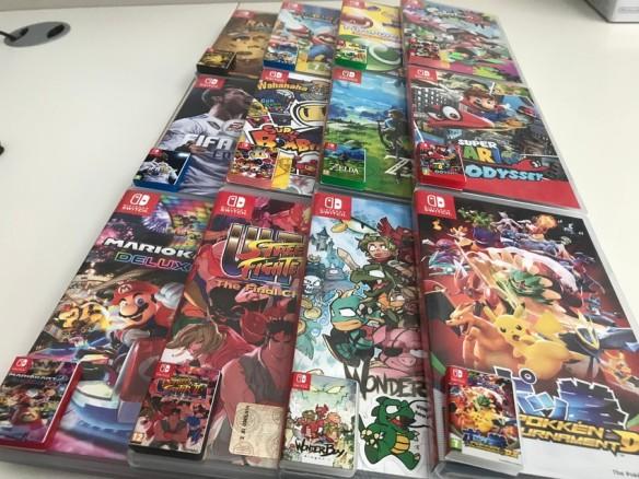 Nintendo Switch Game Cases Pokemon Blog