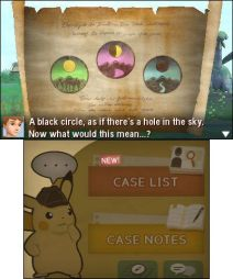 official_detective_pikachu_nintendo_3ds_screenshot_case_list_case_notes_tim_goodman_talking