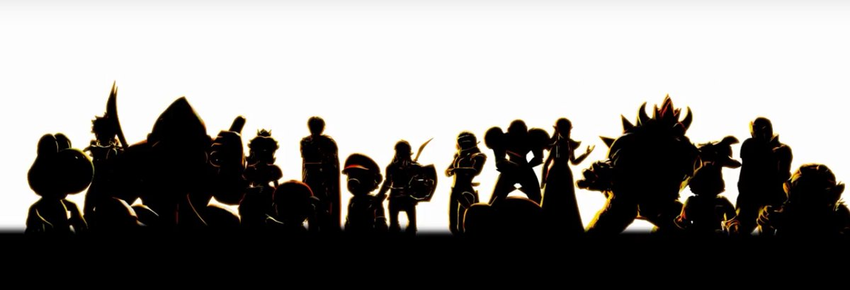 All Characters Revealed From The Super Smash Bros Announcement Trailer For Nintendo Switch At