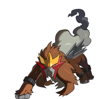 Legendary Pokémon Entei and Raikou distribution event via Nintendo Network ends tomorrow, April 25, in Europe and Oceania