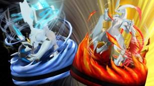 Black_Kyurem_White_Kyurem_pokemon_duel_figures