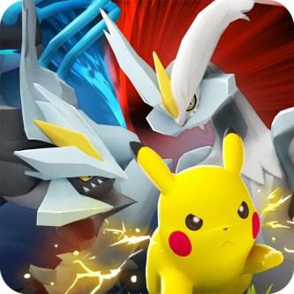 pokemon_duel_app_icon_pikachu_white_kyurem_and_black_kyurem