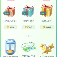 Special Pokémon GO boxes containing Lucky Eggs, Star Pieces and Raid Passes now available in the in-game shop until April 24