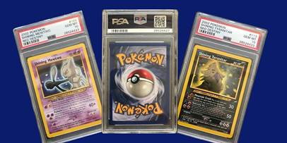 Ultra-rare Pokémon trading cards are currently for sale on eBay and are expected to sell for ...