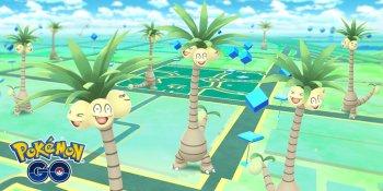 First Alolan Pokémon Alolan Exeggutor can now be found and caught in Pokémon GO