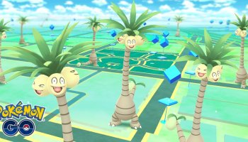 First Alolan Pokémon Alolan Exeggutor can now be found and caught in Pokémon GO