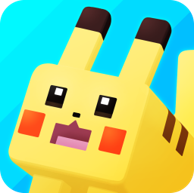 pokemon_quest_app_icon_cube_pikachu
