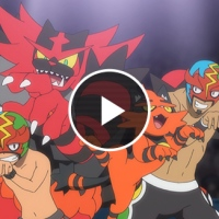 Incineroar in Super Smash Bros. Ultimate is based off the Masked Royal's Incineroar and is equipped with a new exclusive move called Alolan Whip