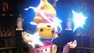 super_smash_bros_ultimate_screenshot_of_pikachu_attacking_diddy_kong
