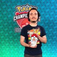 All the 2018 Pokémon North America International Champions: Kaya Lichtleitner, Jackson Ford, Stephane Ivanoff, Justin Miranda-Radbord, Alfredo Chang-Gonzalez, Jeremy Rodrigues and ThanksAlot