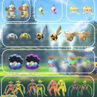 Smeargle, Celebi, Jirachi, Nincada, Ninjask, Shedinja, Clamperl, Huntail, all four forms of Deoxys and their Shiny variants leaked for Pokémon GO