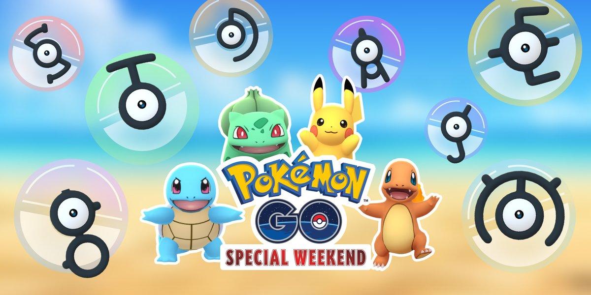 Pokémon GO Special Weekend event announced for Korea