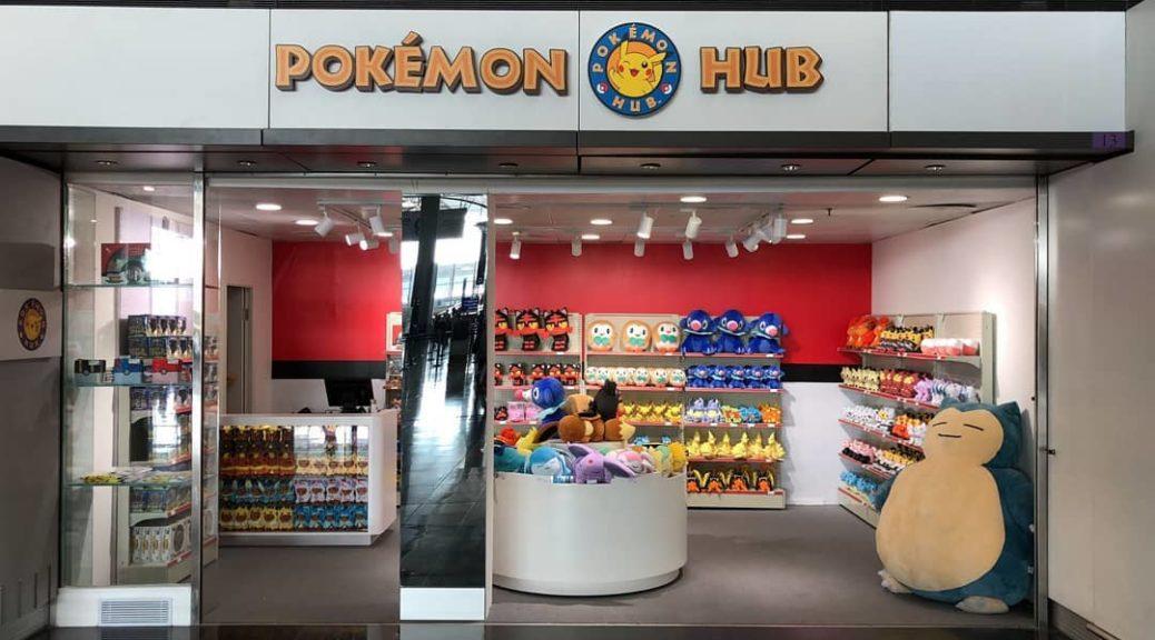 Official Pokemon Hub Now Closed At Hong Kong International Airport More Exciting News Coming Soon Pokemon Blog