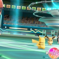Local and online play is restricted to two players only in Pokémon Let's Go Pikachu and Let's Go Eevee, multiplayer battles are not featured