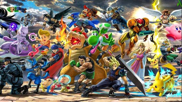 Video Major Nintendo Icons Star In Epic Super Smash Bros Ultimate