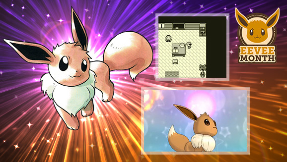 Eevee Month: Memorable moments featuring the iconic ...