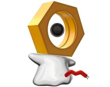 new_mythical_hex_nut_pokemon_for_shiny_meltan_with_red_tail_and_black_eye