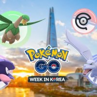 Pokémon such as Feebas and Trapinch are in Seoul, Tropius and Unown are at Lotte World Mall during Pokémon GO Week in Korea