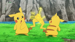 pokemon_the_series_its_an_outbreakchu_the_pikachu_valley_screenshot_of_male_and_female_pikachu_touching_tails