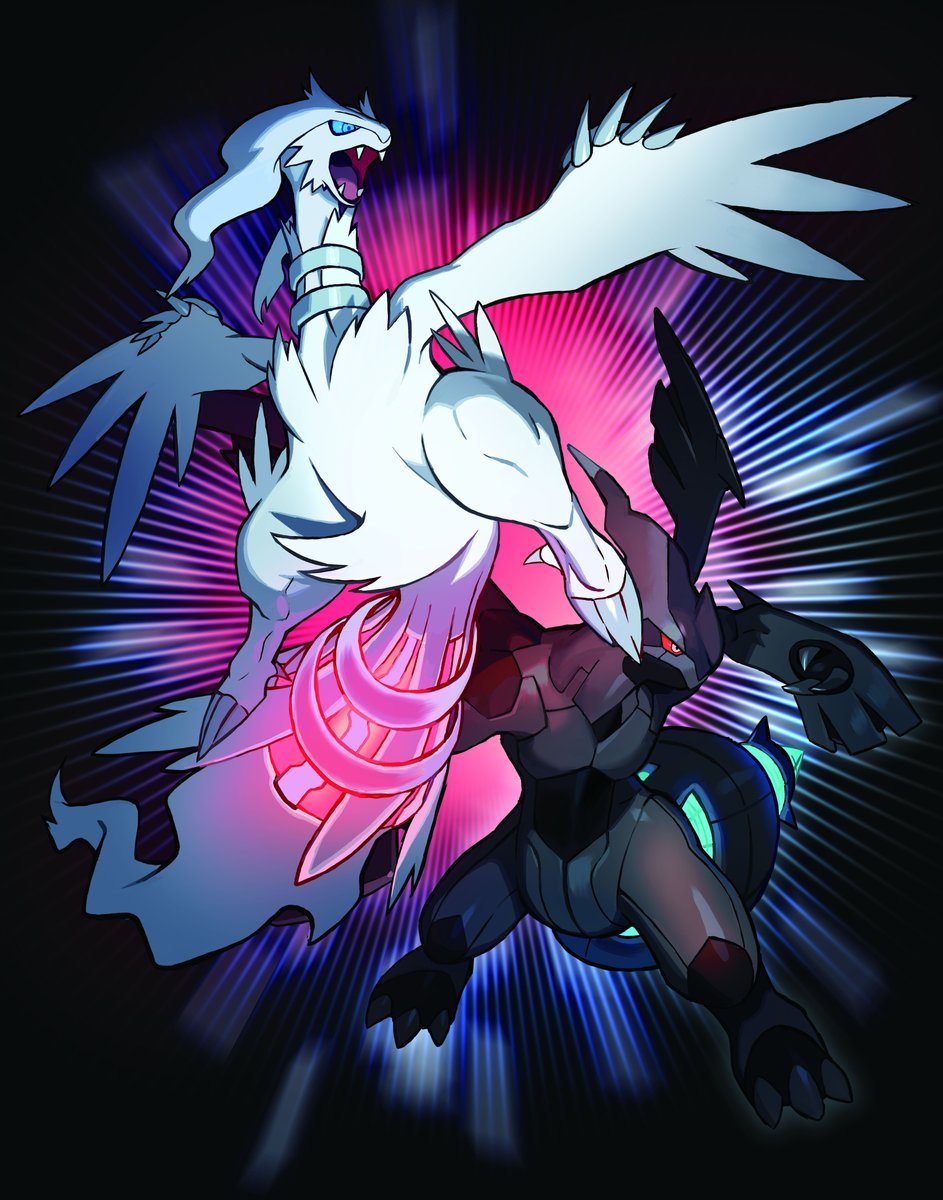 Official Artwork And Game Freak Trailer For Legendary Pokémon Zekrom