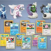 Legendary Pokémon figures and Pokémon TCG promo cards now available in McDonald's Happy Meals