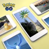 Pokémon GO now finally available in the Samsung Galaxy Apps Store