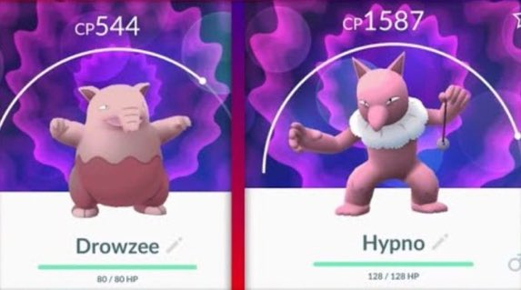 Image result for shiny drowzee in pokemon go