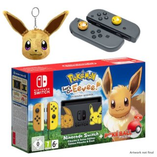 pokemon_lets_go_eevee_nintendo_switch_hardware_bundle_with_keyring_and_analog_thumb_caps_featuring_pikachu_and_eevee