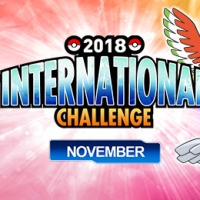 Registration for the 2018 International Challenge November Online Competition begins November 20