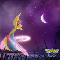 Niantic shares third moon emoji via the official Pokémon GO account