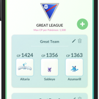Great League Remix now running as part of GO Battle League Season 7 in Pokémon GO until April 26 at 1 p.m. PDT, the 10 most-used Pokémon in the Great League are not be allowed