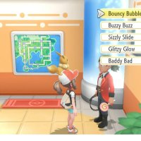 New moves Glitzy Glow and Baddy Bad revealed for Eevee in Pokémon Let's Go Pikachu and Let's Go Eevee