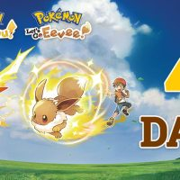 Official countdown: Pokémon Let's Go Pikachu and Let's Go Eevee launch in just four days on Nintendo Switch