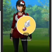 Pokémon GO practice Trainer Battles reward you with Stardust, Sinnoh Stones and Ace Trainer medal
