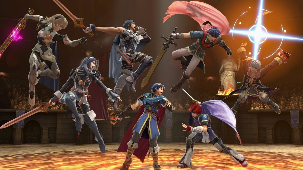 Super Smash Bros. Ultimate Countdown: Only 3 More Days