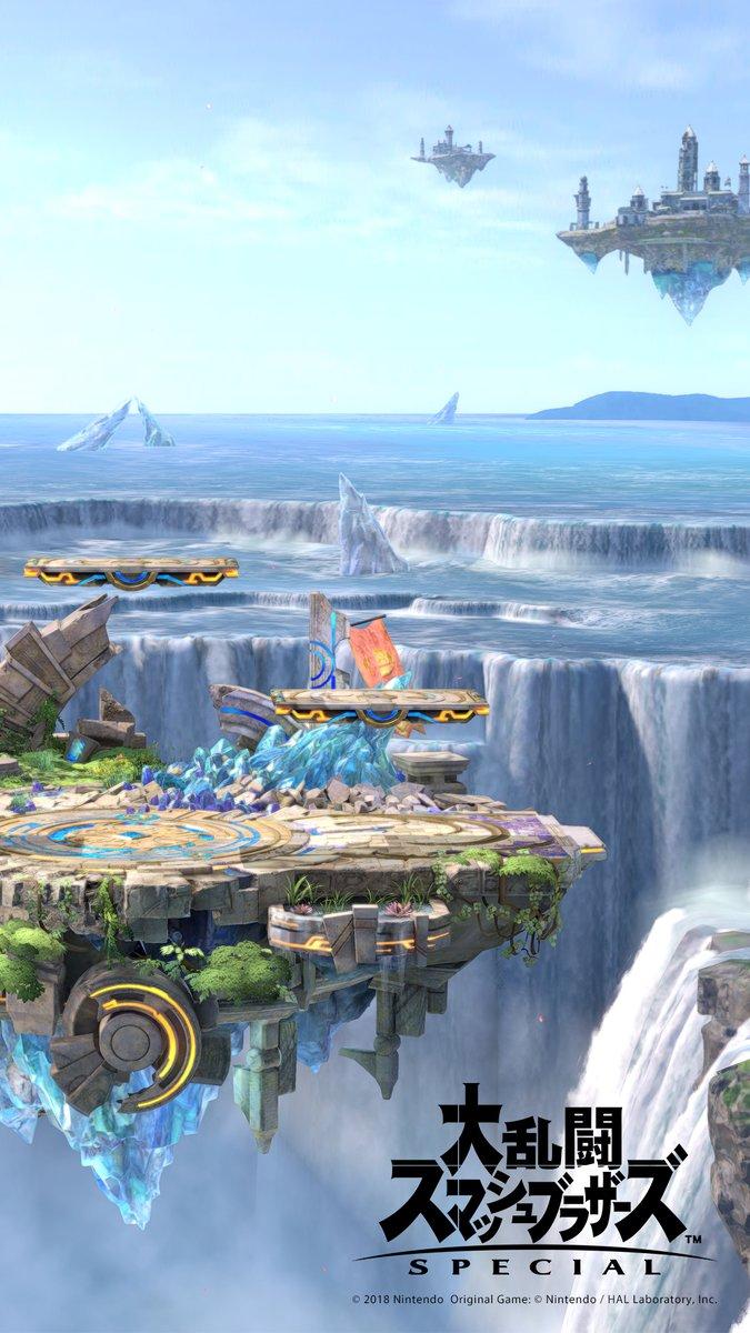 Official Super Smash Bros Ultimate Wallpapers For Desktop