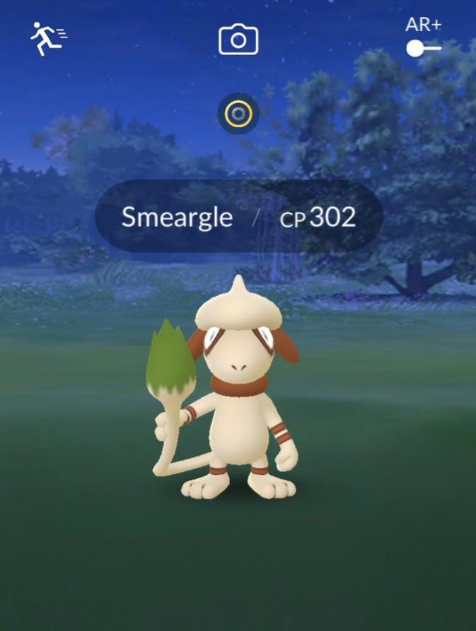 New Pokémon GO update version 1 105 1 now live to fix Smeargle